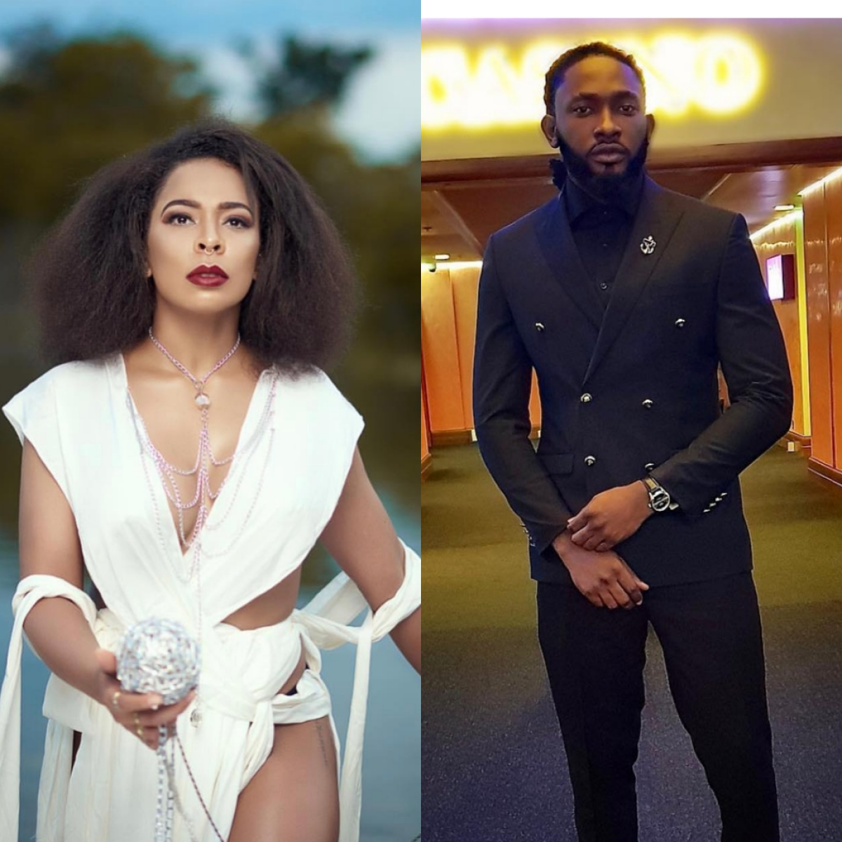 Exclusive! TBoss Might Be Pregnant For Uti Nwachukwu