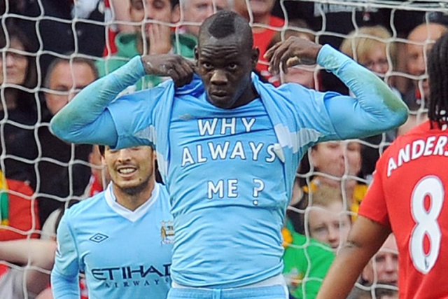 The Instagram Live And Other Mario Balotelli Celebration That Broke The Internet