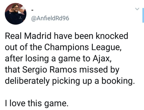 Sergio Ramos Filmed His Amazon Documentary During Madrid's Defeat By Ajax