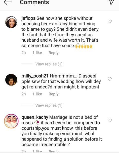 Yvonne Jegede Finally Reveals Why Her Marriage to Abounce Ended Too Soon