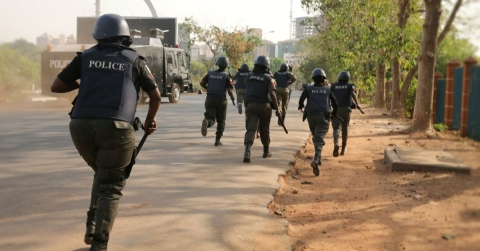 Policeman Kills Civil Defence Officer In The Presence Of His Family