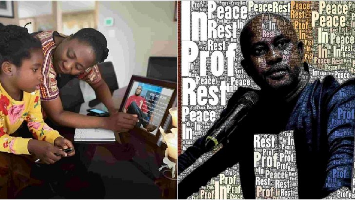 Prof. Pius Adesanmi's Widow Breaks Silence With Emotional Tribute To Her Late Husband