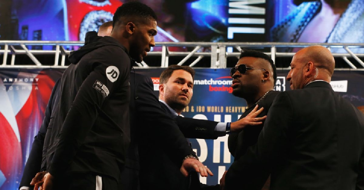 Anthony Joshua's Next Fight In Doubt As Miller Allegedly Fails Drug Test