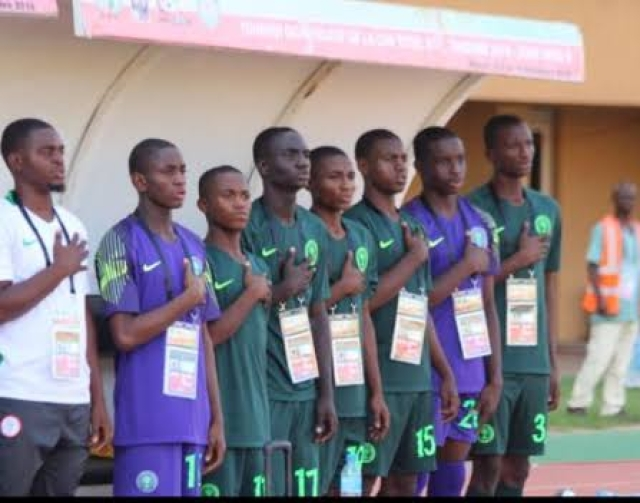 Five Overage Players In Golden Eaglets Team Exposed By MRI Scan
