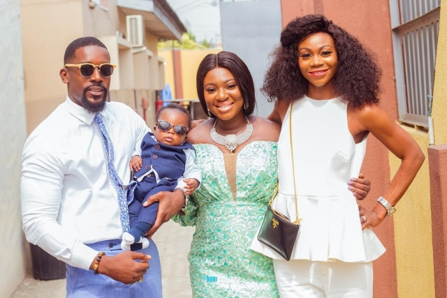 Yvonne Jegede's Estranged Husband Finally Acknowledges Son After DNA Test