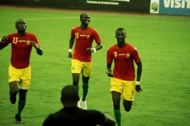 Nigeria's Golden Eaglets To Play Guinea In AFCON U-17 Semi Final
