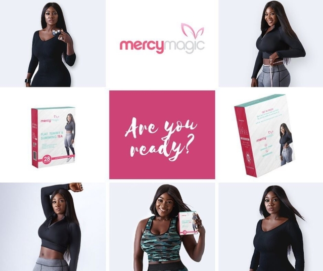 Mercy Johnson Officially Launches New Product, Mercy Magic