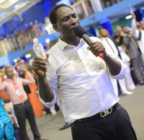 Prophet Jeremiah Fufeyin Restores Church Member's Manhood