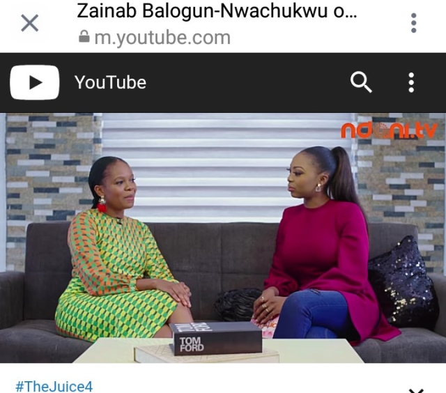 Zainab Balogun Bares It All On Her Private Wedding, Marriage To A Widower And Skincare Line