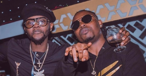 Kizz Daniel and Demmie Vee