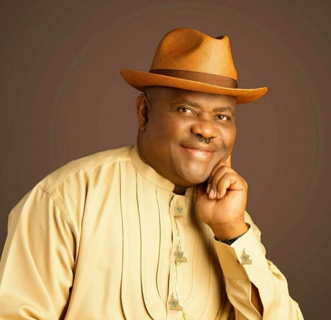 Gov. Wike Retains Hold on Rivers... Declared Winner of Guber Polls