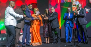 2019 Aiteo/NFF Awards: All That Went Down, With Photos