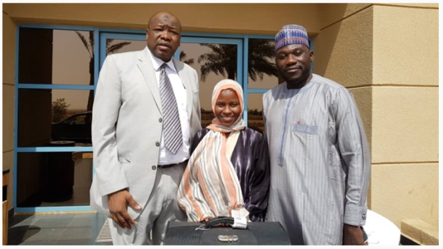 Alleged Drug Trafficking: FG Secures Release Of Zainab Aliyu From Detention In Saudi Arabia