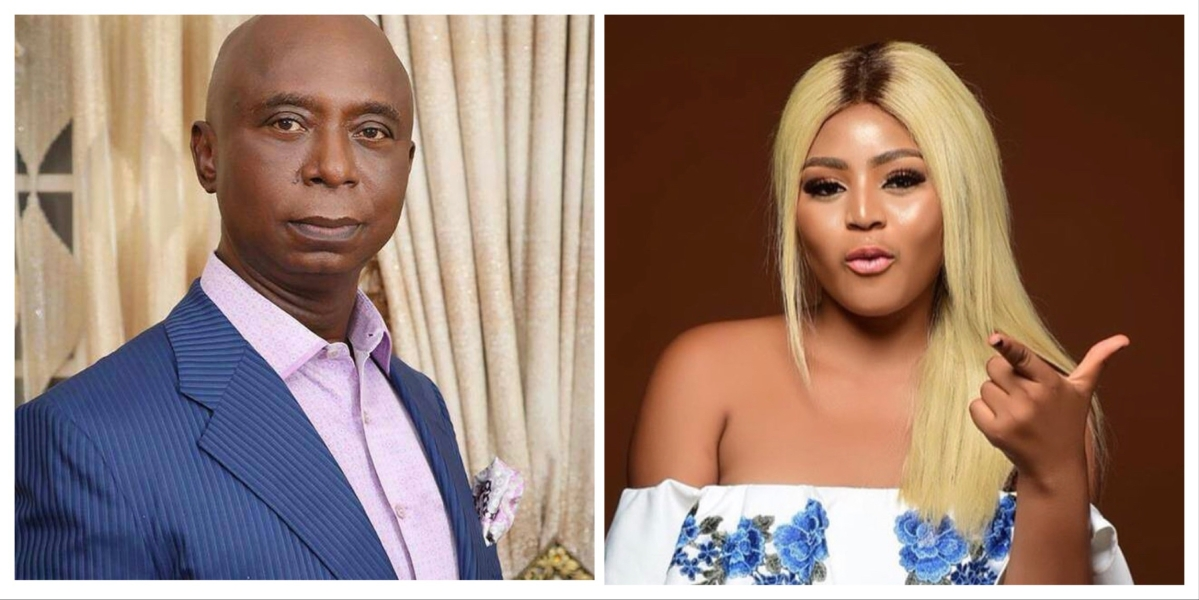 Is Greed The Motivating Force Behind Regina Daniels' Marriage?