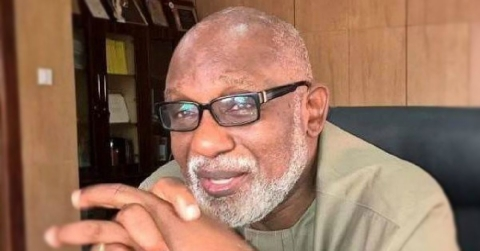 APC Suspends Akeredolu For Anti-Party Activities