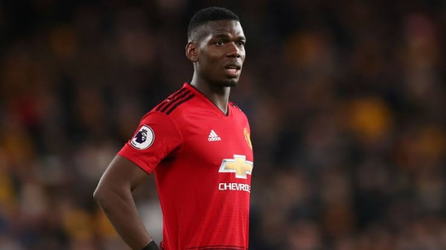 Pogba Can Leave If He Doesn't Want To Play For Man Utd - Jasper Olsen