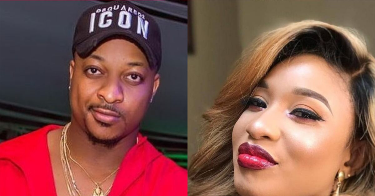 Tonto Dikeh Bashes IK Ogbonna For Trolling Her Son Online