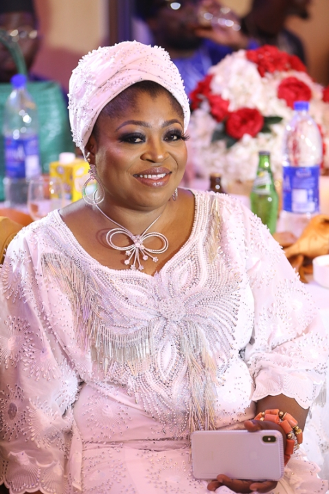 Chief Mrs.) Princess Toyin Kolade