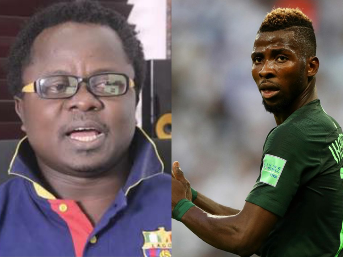 Leave Iheanacho Out Of AFCON Squad - Elegbete Warns Rohr And NFF