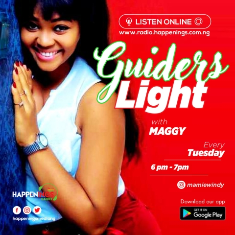 The Guilders Light With Maggie