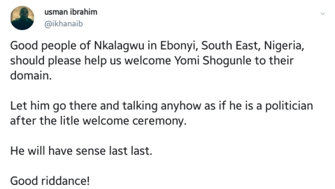 Police ACP Yomi Shogunle's Transfer Causes Celebration On Twitter
