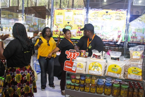 GTB Food and Drinks Exhibition