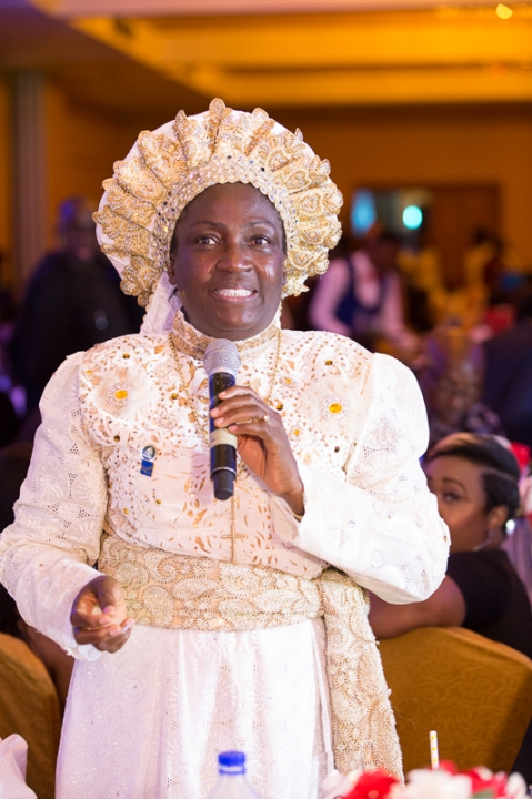 Rev (Mrs>) Esther Ajayi