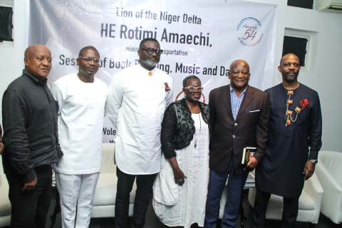 Rotimi Amaechi Celebrates 54th Birthday With Family And Friends (Photos)