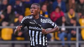 Victor Osimhen Wins Sporting Charleroi's Player Of the Season Award