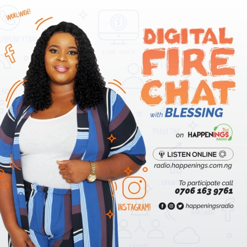 DIGITAL FIRECHAT WITH BLESSING AND DAVID
