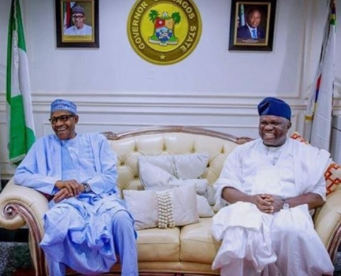 Ambode and Buhari