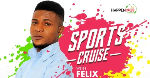 Sports Cruise and Futbol Amebo With Felix D Great.