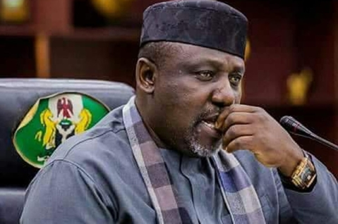 Rochas Gives Ihedioha 7-Day Ultimatum To Provide Proof Of Theft