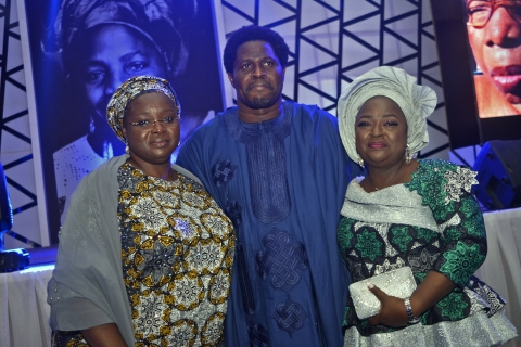 Former Kwara First Lady Makes First Public Appearance After Leaving Office