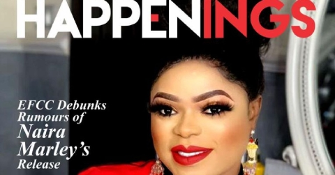 Happenings Newsletter: Bobrisky Reveals 'Her' Large Breasts