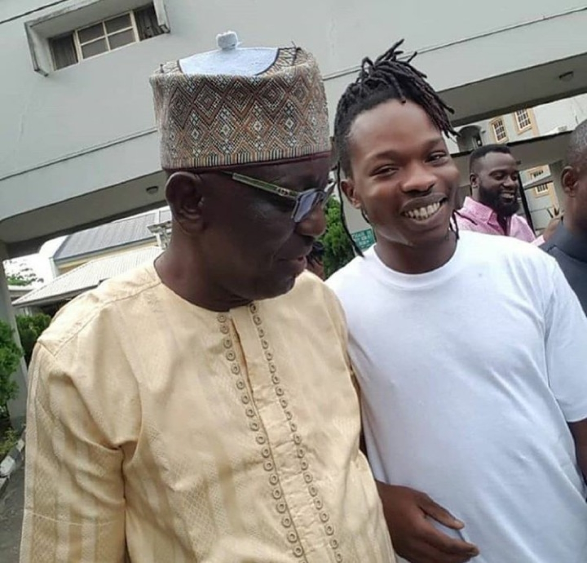Video: Naira Marley Released From EFCC Custody
