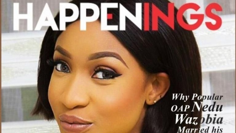 Happenings Newsletter: See the True Identity of Tonto Dikeh's Mr X
