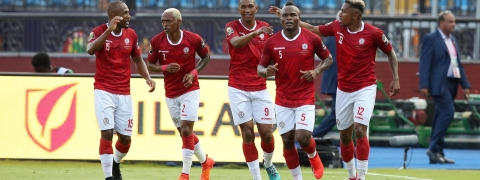 AFCON: Madagascar Stun Nigeria 2-0 To Secure Top Spot In Group B