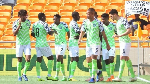 Nigeria Vs Guinea: Mikel Drops To The Bench As Musa And Ighalo Start