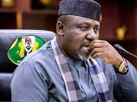 Government Officials Storm Complex Belonging To Rochas Okorocha's Sister