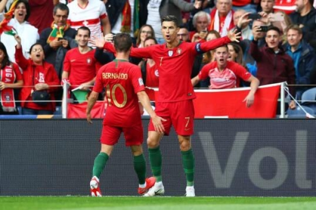 Cristiano Ronaldo's Hat-Trick Sends Portugal To The Nations League Final
