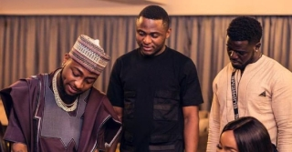 Davido, Ubi Franklin Settle 'Beef' Over Chef Chi's Cooking Show
