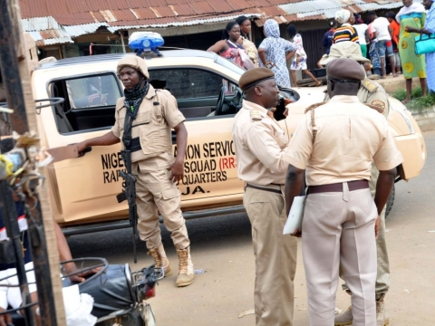 Nine Illegal Immigrants Apprehended On Their Way To Libya From Kano