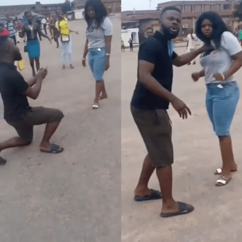 """I Am Not A Wife Beater"" - Man In Viral Proposal Video Cries Out"