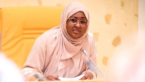 I Choose To Be Called First Lady -Aisha Buhari