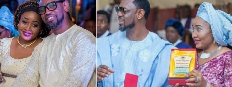 """My Husband Is Not A Rapist"" - Pastor Omodele Defends Biodun Fatoyinbo"