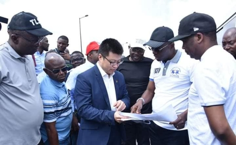 Work on Lagos-Badagry expressway to commence this month Sanwo-Olu