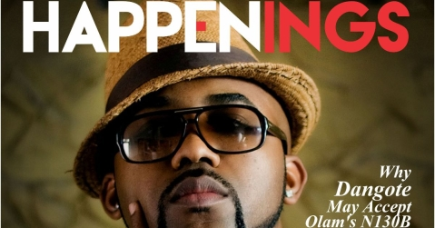 Banky W Has a Love Child!