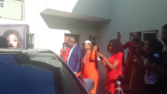 Former Big Brother Naija Housemate Cee-C Gets Mercedes Benz As Royal Hairs Brand Ambassador