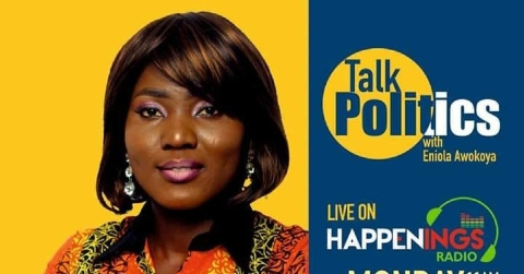 Talk Politics with Eniola Oye